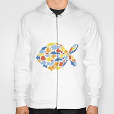 fish of fishes Hoody