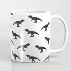 T-Rex Pattern Mug