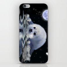Destiny - Harp Seal Pup & Ice Floe iPhone & iPod Skin