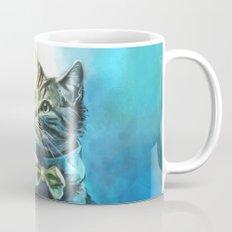 Handsome Cat Mug