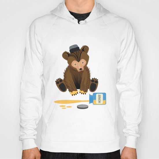 The Honey Bear Hoody
