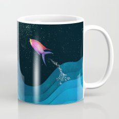 Come to reach the stars Mug