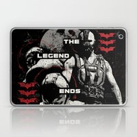 In Ashes Laptop & iPad Skin