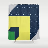 Yes Shower Curtain