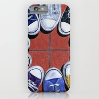 shoes iPhone & iPod Cases featuring Shoes by Giorgio Arcuri
