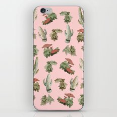 pink nature iPhone & iPod Skin