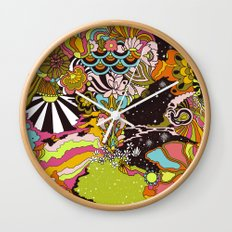 The Game Wall Clock