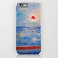 iPhone & iPod Case featuring ocean by Evelina Matvejuk