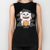 Lucky Dragon Biker Tank