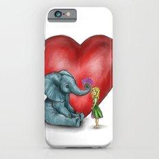 Pachyderm's  bouquet Slim Case iPhone 6s