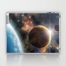 Welcome to the Space Laptop & iPad Skin