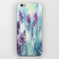 Lavender Summerdreams iPhone & iPod Skin