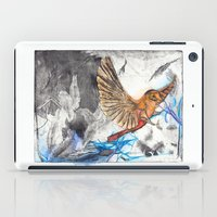 Bird Version I iPad Case