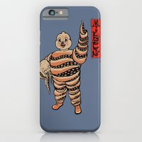 iPhone & iPod Case featuring Octopus Michelin by kzeng Jiang