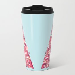 Travel Mug - The Only Way is Up! - Mister Phil