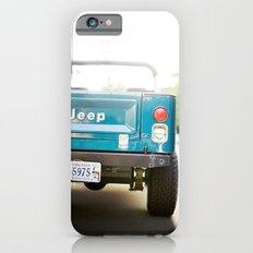 Jeep Scrambler Summer iPhone 6 Slim Case