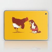 Show Me Yours And I'll S… Laptop & iPad Skin