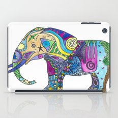 Elephant Profile iPad Case