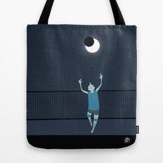 Moon Riser Tote Bag