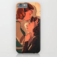 """iPhone & iPod Case featuring """"'Morning English..."""" by Dumonchelle Draws"""