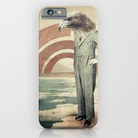 iPhone & iPod Case featuring i'll be standing on the shore by Pope Saint Victor