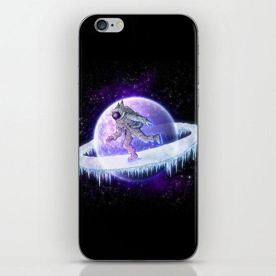 spaceskater iPhone & iPod Skin