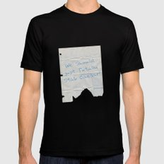 We Should Just Totally Stab Caesar! quote from the movie Mean Girls SMALL Black Mens Fitted Tee