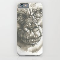 Gorilla Sketch iPhone 6 Slim Case