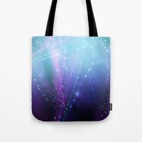 Fly Lines Tote Bag
