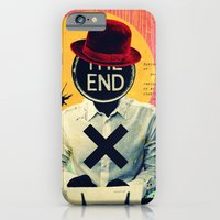 iPhone & iPod Case featuring The End by Alec Goss