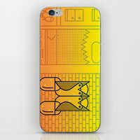 Natural Born Rodent Killers (Pt. 3) iPhone & iPod Skin