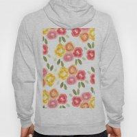 Vintage Florals Hoody