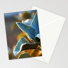 Desert Leaves Stationery Cards