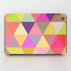 Happy geometry iPad Case