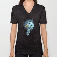 Tweeting Tom - What are you doing? Unisex V-Neck
