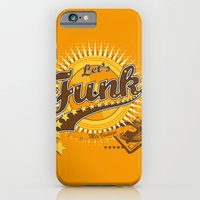 iPhone & iPod Case featuring Let's Funk by DarkChoocoolat