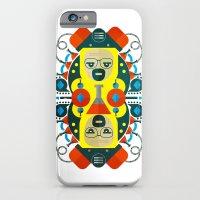 Heisenberg Fan Art iPhone 6 Slim Case