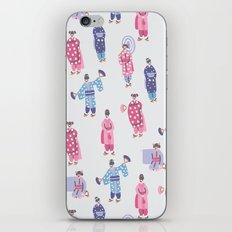 Japanese Girls iPhone & iPod Skin