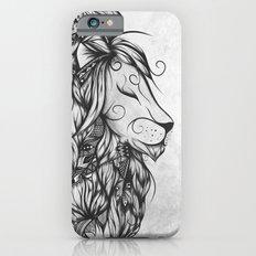 Poetic Lion B&W Slim Case iPhone 6s