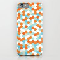 iPhone & iPod Case featuring Honeycomb | Fish Bowl by Nikki Singletary