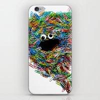 Clip Art: Behemoth! iPhone & iPod Skin