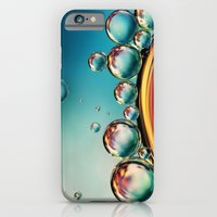 Oil And Water Mix iPhone 6 Slim Case