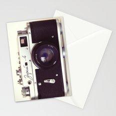 Zorki vintage camera Stationery Cards