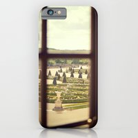 iPhone & iPod Case featuring Windows of Versailles II by Joëlle Tahindro