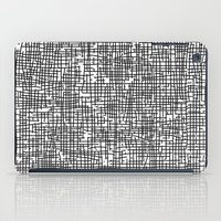 Crosshatch iPad Case