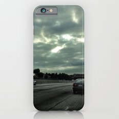 Clouds on the freeway. iPhone 6 Slim Case