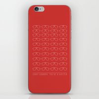 Sorry grandpa, you're a hipster. iPhone & iPod Skin