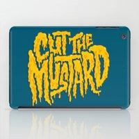 Cut The Mustard iPad Case