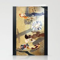 The Word Became Flesh An… Stationery Cards