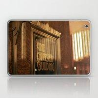 The Chrysler Building Laptop & iPad Skin